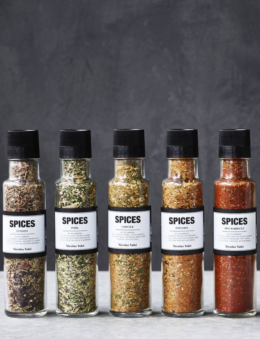 3 NV Spices